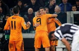 Cristiano Ronaldo in, Sergio Ramos out for Real Madrid