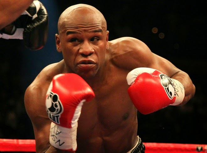 Mayweather Remains Number One In World Rankings