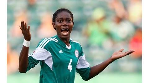 Ogunjobi Appeals to Oshoala To Go Back To School