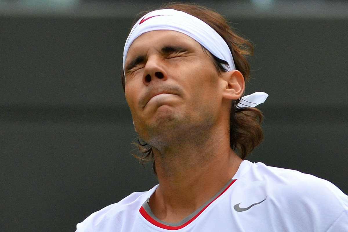 Nadal Knocked Out Of Australian Open