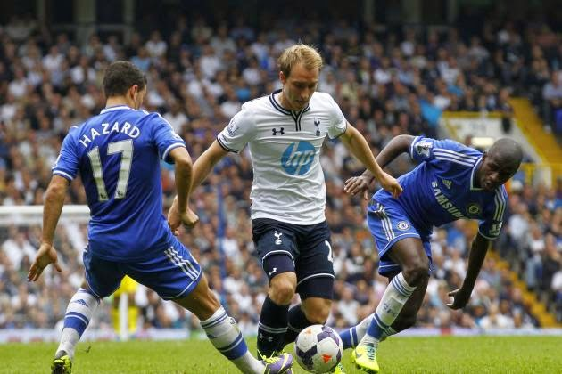 Tottenham To Face Chelsea in Wembley