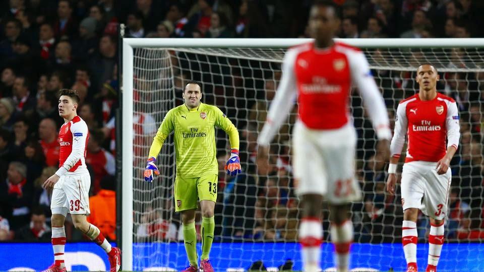 AS Monaco Destroys Arsenal At Home