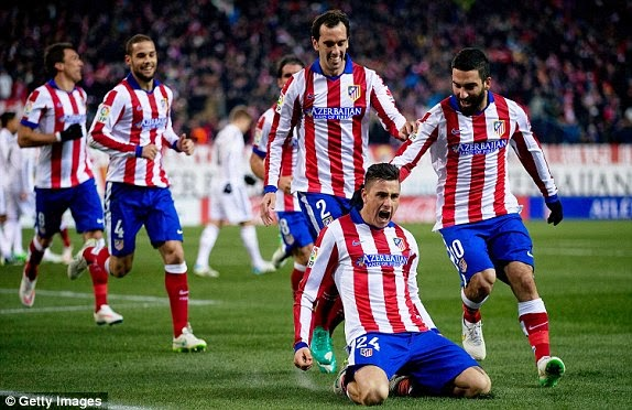 El Derbi: Atletico Madrid Take Bitter Rivals To The Cleaners