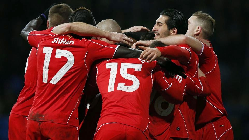 FA Cup - Liverpool Stage Late Comeback To See Off 10-Man Bolton