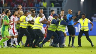 Controversy Mars E'Guinea Win Over Tunisia