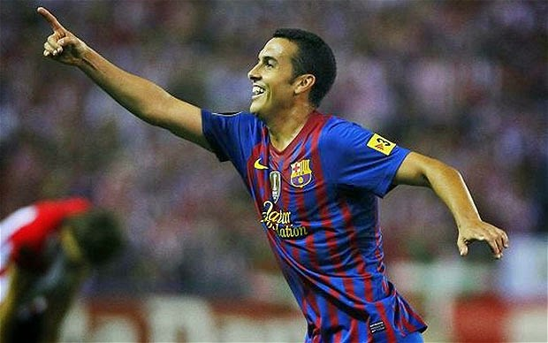 Pedro on the Brink of Leaving Barcelona