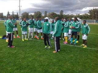 U23 Eagles Batter Gabon 4-1