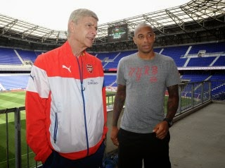 I Am Happy To Give Henry Coaching Experience – Wenger