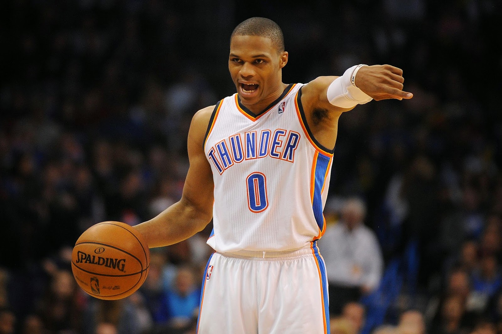 Westbrook Leads West To All-Star Victory
