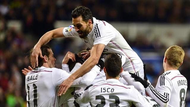 Real Madrid Extend Lead At Top With Sevilla Victory