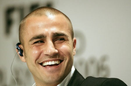Fabio Cannavaro Sentenced To Prison