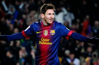 IN NUMBERS: Messi - The Record Breaker