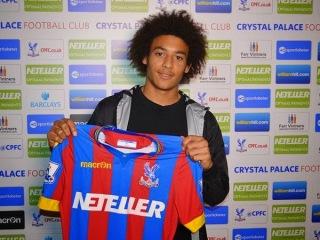 Crystal Palace Sign Keshi