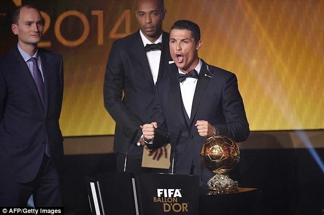 "You Can Now Study A Course Called ""Ronaldo'"