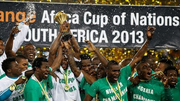 Super Eagles Are 42nd Best Playing Football Nation In The World