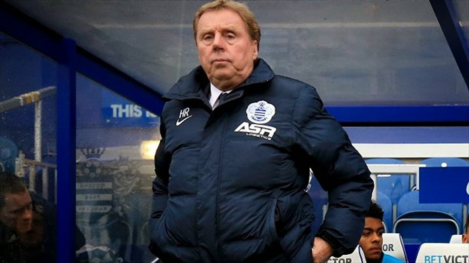 Harry Redknapp Resigns As Queens Park Rangers Manager