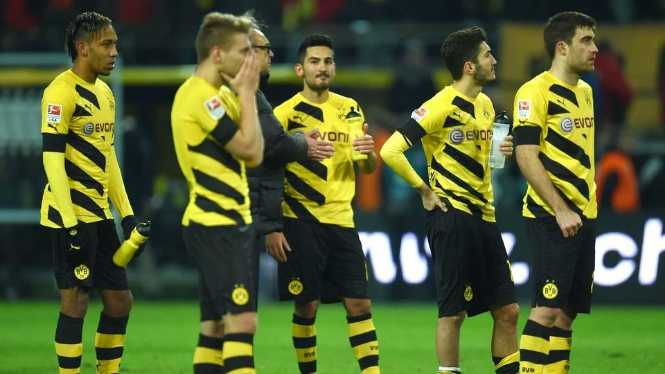 Dortmund Is Really In A Crisis!!!