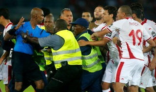 AFCON 2015: Referee Handed Six-Month Ban after Terrible Call