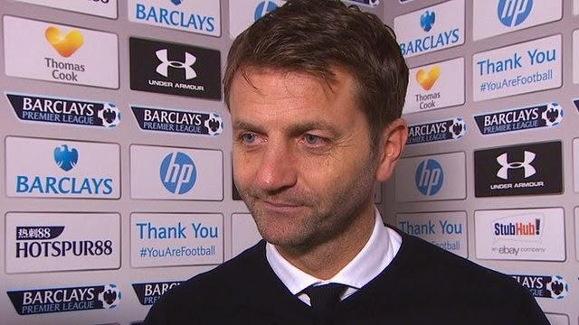 Aston Villa names Sherwood new manager