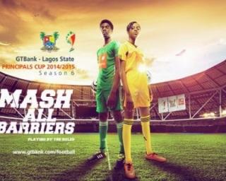 Quarter final stage of the GTBank – Lagos State Principals Cup, Season 6 Kicks