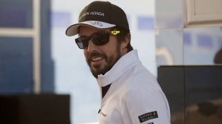 UPDATED: Fernando Alonso Taken To Hospital After Crashing Car