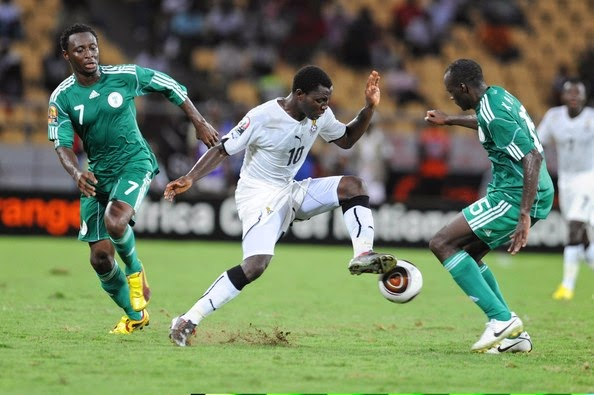 Super Eagles To Play Friendly Match Against Black Stars In London