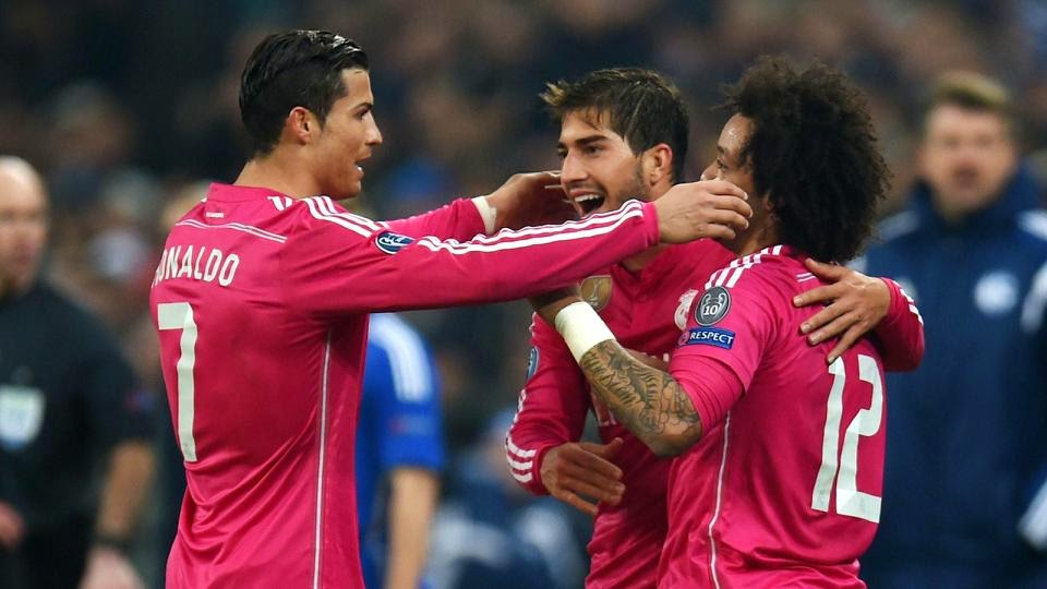 CR7 Equals Messi, Raul In Champions League Scoring Chart