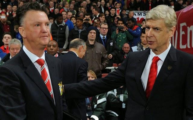 FA Cup: Man U, Arsenal set up quarter final clash