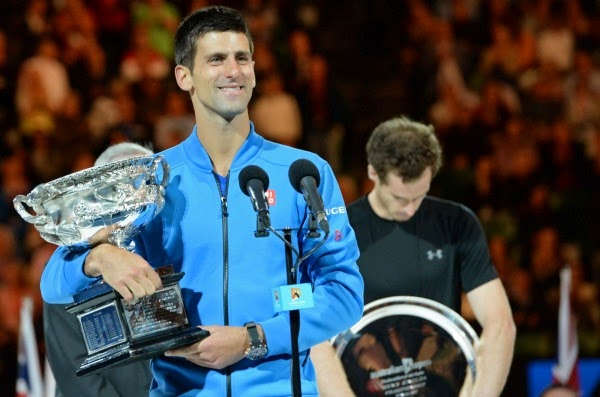 Australian Open: Novak Defeats Murray Again