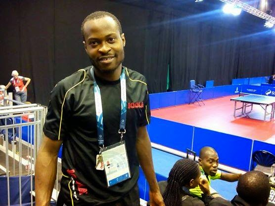 Quadri is the 31st Best Table Tennis Player in The World