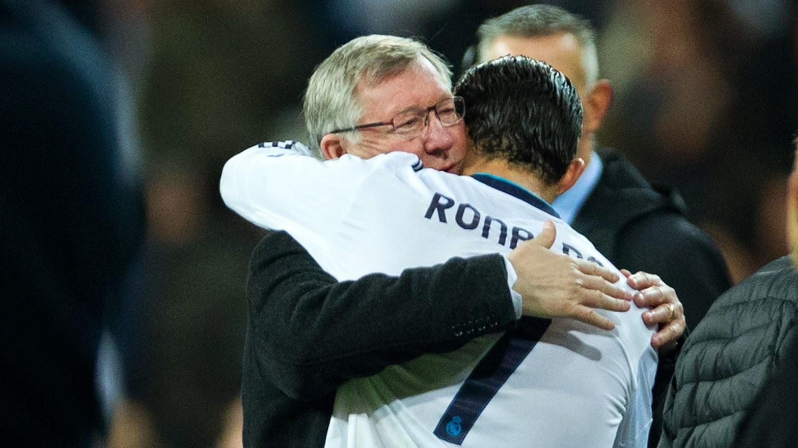 Alex Ferguson Tells Ronaldo To 'Return Home'
