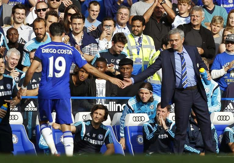 Costa Hamstring Is Not Strong And We Need To Be Careful – Mourinho