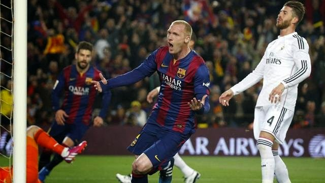 Barca Goes Four Points Clear With Win Over Rivals, Real Madrid