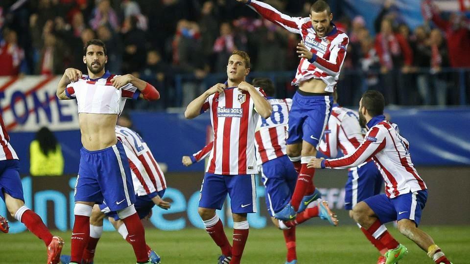 Atlético Madrid Edge Out Bayer Leverkusen on Penalties