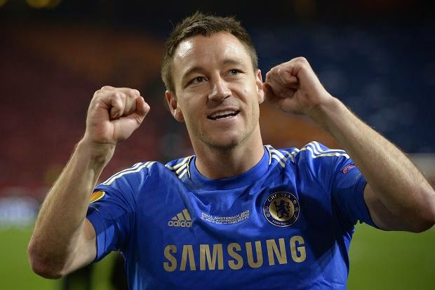Terry Signs New Deal With Chelsea