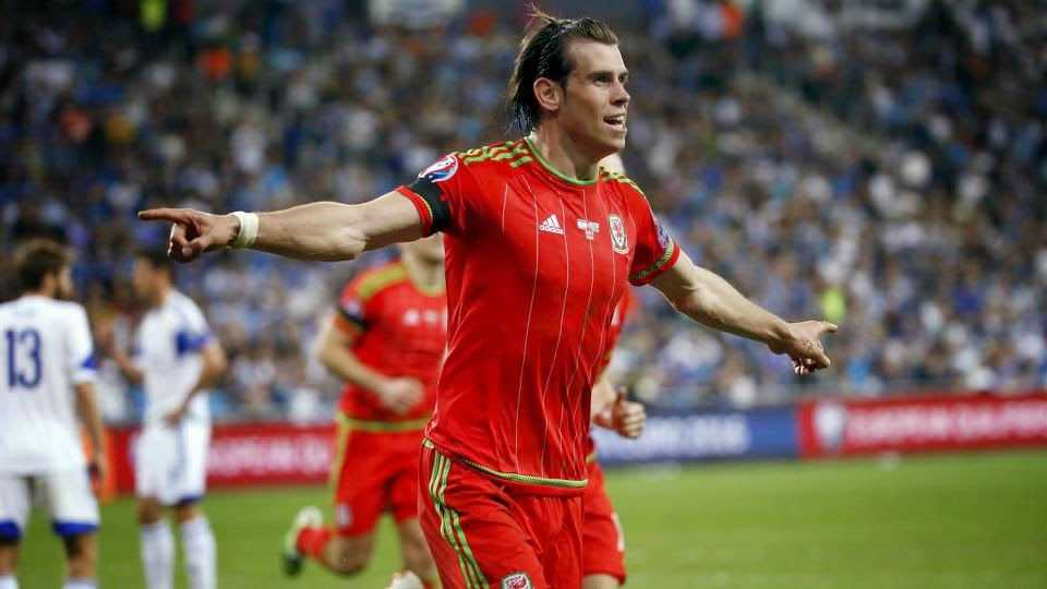 Gareth Bale Shines In Victory Over Israel