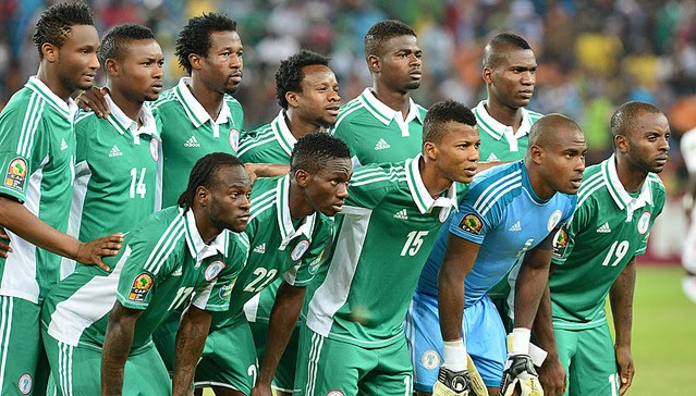 Nigeria rise to 41st spot in latest FIFA rankings