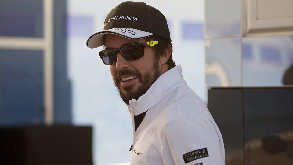 FIA Clears Fernando Alonso To Race At Malaysian Grand Prix