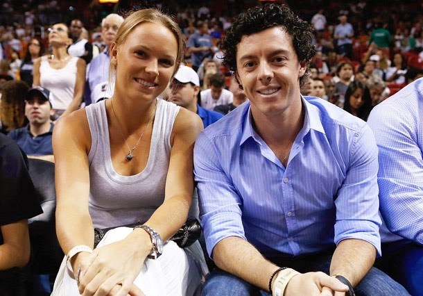 My World Turned Around When Mcilroy Left Me - Wozniacki