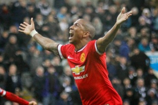 Young Saves Man Utd Blushes Against Newscastle