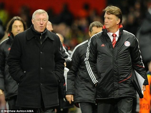 LVG Has Stabilised Man Utd – Ferguson