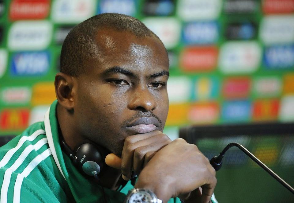 Enyeama To Miss Friendly Match Against Bafana Bafana