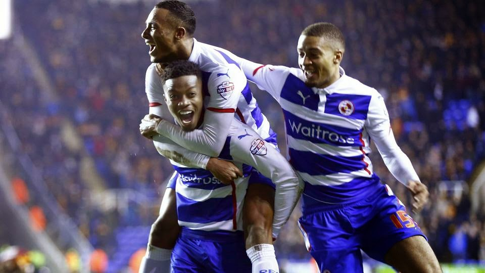 Reading Smash 10-Man Bradford To Earn Wembley Semi-Final