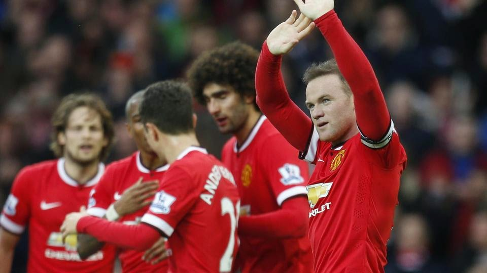Man Utd Etch Closer To 'Noisy' Neighbours With Victory Over Spurs