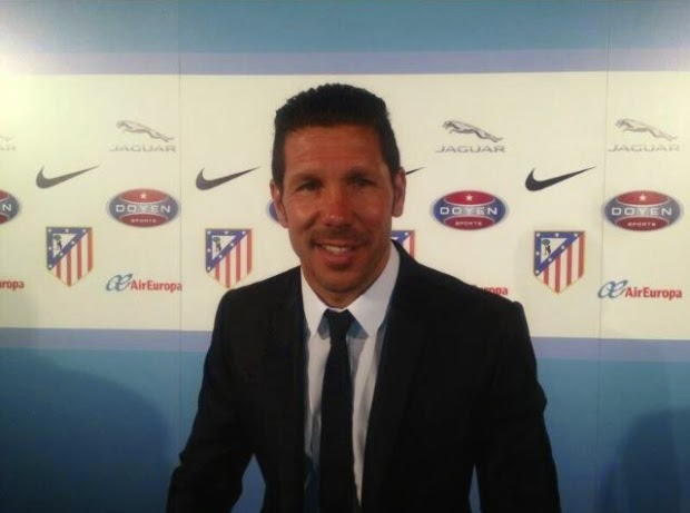Simeone Rejects Man City Offer