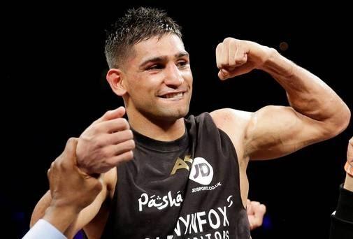 Mayweather Will defeat Manny – Amir Khan
