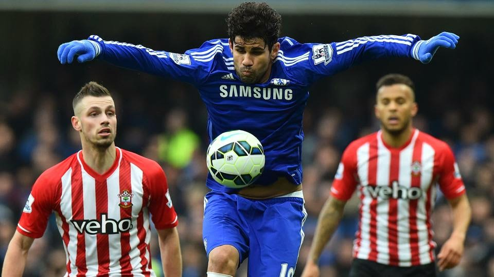 Chelsea Share Points With Southampton