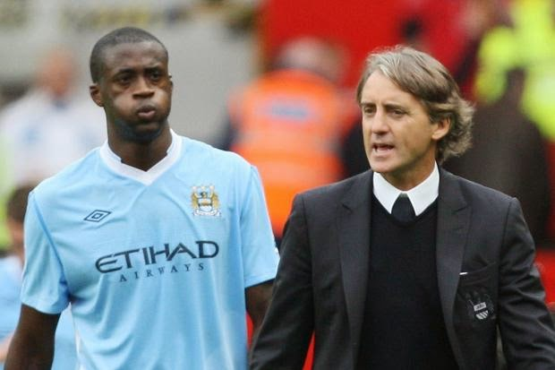 Yaya Is Like A Son To Me And I Want To Sign Him - Mancini
