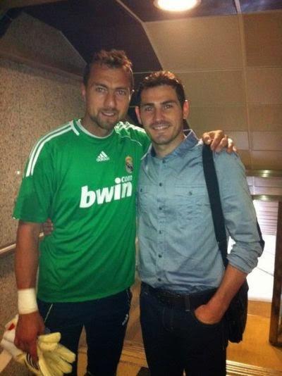Ex-Real Madrid Keeper Dudek Defends Casillas