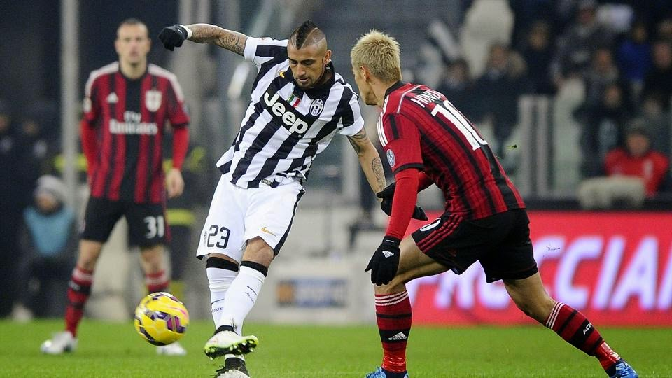 Growing Up In Poverty Made Me A Better Footballer - Vidal